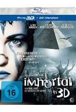 Immortal Blu-ray 3D-Cover