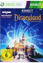 Disneyland Adventures (Kinect) Cover