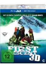 First Descent Blu-ray 3D-Cover