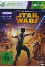 Star Wars Kinect Cover