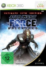 Star Wars - The Force Unleashed: Ultimate Sith Edition Cover