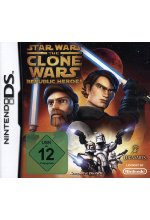 Star Wars - The Clone Wars: Republic Heroes Cover