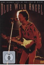 Jimi Hendrix - Blue Wild Angel/Live At The Isle Of Wight DVD-Cover