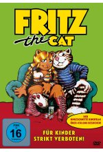 Fritz the Cat DVD-Cover