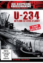 U-234 - Hitlers letztes U-Boot  [SE] DVD-Cover