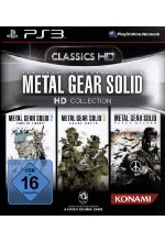 Metal Gear Solid (HD Collection) Cover