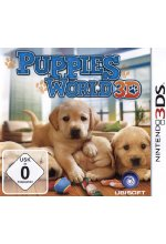 Puppies World 3D Cover