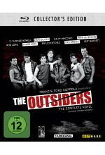 The Outsiders  [CE] Blu-ray-Cover