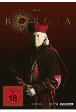 Borgia - Teil 1  [DC] [2 DVDs] DVD-Cover