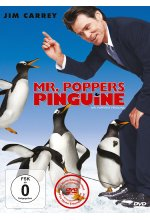 Mr. Poppers Pinguine DVD-Cover