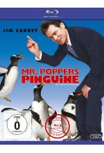 Mr. Poppers Pinguine Blu-ray-Cover