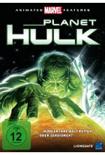 Planet Hulk DVD-Cover