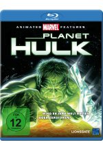 Planet Hulk Blu-ray-Cover
