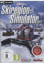 Skiregion-Simulator 2012 Cover