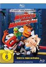 Die Muppets erobern Manhattan Blu-ray-Cover