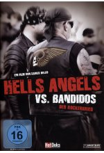 Hells Angels vs. Bandidos - Der Rockerkrieg DVD-Cover
