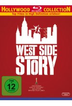 West Side Story Blu-ray-Cover