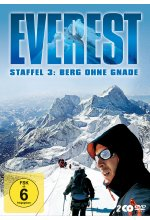 Everest - Staffel 3: Berg ohne Gnade  [2 DVDs] DVD-Cover