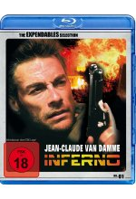 Inferno - The Expendables Selection No. 1 Blu-ray-Cover