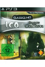 ICO + Shadow of the Colossuss Collection (Classics HD) Cover