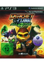 Ratchet & Clank - All 4 One  [PLA] Cover
