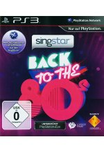 SingStar - Back to the 80's Cover