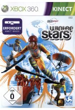 Eurosport Winter Stars (Kinect) Cover