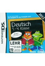 Deutsch 1.-4. Klasse Cover