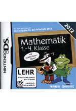 Grundschule Mathe 1.-4. Klasse (Version 2012) Cover