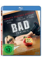 Bad Teacher Blu-ray-Cover