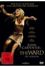 John Carpenter's The Ward DVD-Cover
