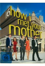 How I met your mother - Season 6  [3 DVDs] DVD-Cover