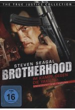 Brotherhood - Im Kampf gegen die Yakuza - Ungeschnittene Fassung/The True Justice Collection DVD-Cover