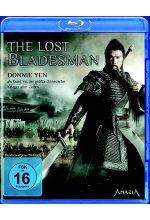 The Lost Bladesman Blu-ray-Cover