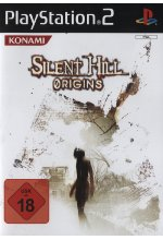 Silent Hill Origins Cover