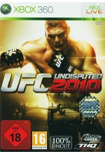 UFC Undisputed 2010  [XBC] Cover