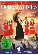 Desperate Housewives - Staffel 7.1  [3 DVDs] DVD-Cover