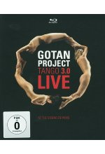 Gotan Project - Tango 3.0/Live  (+ DVD) Blu-ray-Cover