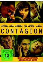 Contagion DVD-Cover