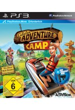 Cabela's Adventure Camp (Move) Cover
