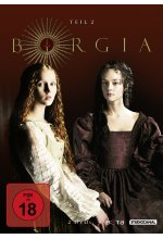 Borgia - Teil 2  [DC] [2 DVDs] DVD-Cover