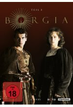 Borgia - Teil 3  [DC] [2 DVDs] DVD-Cover