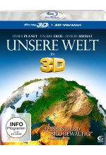 Unsere Welt Blu-ray 3D-Cover