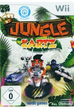 Jungle Kartz Cover