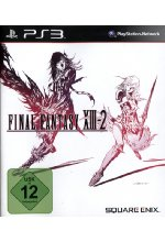 Final Fantasy XIII-2  [SWP] Cover