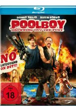 Poolboy - Drowning out the Fury Blu-ray-Cover