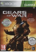 Gears of War 2 (Uncut AT)  [XBC] Cover