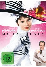 My Fair Lady DVD-Cover