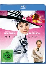 My Fair Lady Blu-ray-Cover
