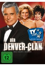 Der Denver-Clan - Season 7  [7 DVDs] DVD-Cover